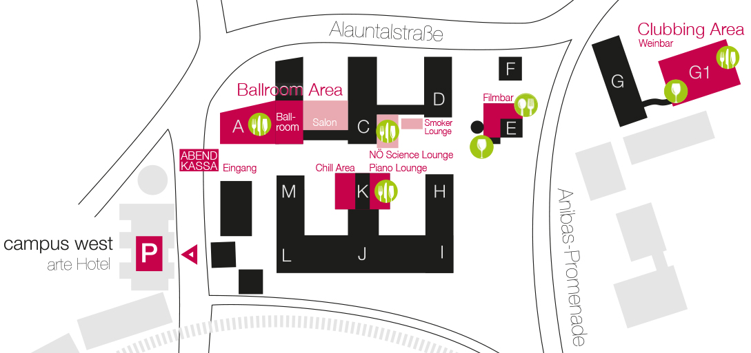 Campusball Plan 2017