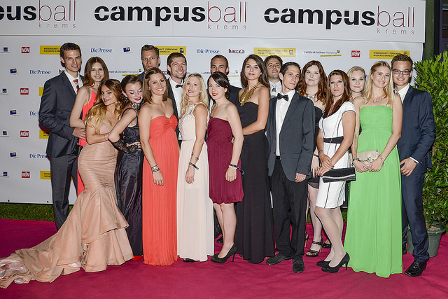 Campus-Ball Krems Fotowand