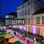 Ball promenade at the Campus Ball Krems 2019